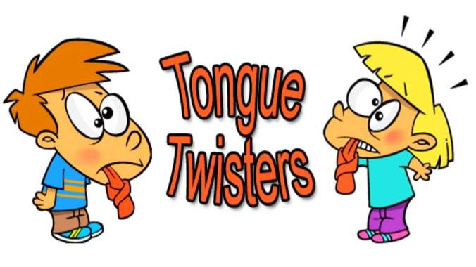 tongue twisters image